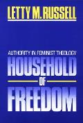 Household of Freedom Authority in Feminist Theology