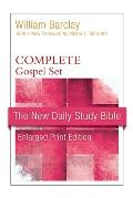The New Daily Study Bible, Gospel Set