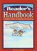 Readers Handbook A Student Guide for Reading & Learning