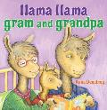 Llama Llama Gram & Grandpa