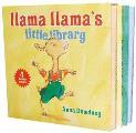 Llama Llamas Little Library