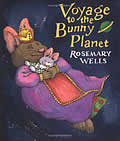 Voyage To The Bunny Planet 3 Volumes