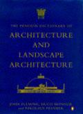 Penguin Dictionary Of Architecture & Landscape