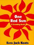 One Red Sun A Counting Book