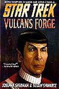 Vulcan Forge Star Trek