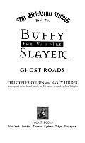 Ghost Roads Buffy