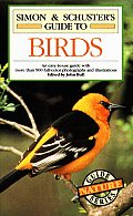 Simon & Schuster Guide To Birds Of The World