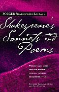Shakespeares Sonnets & Poems Folger Library