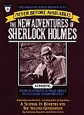 New Adventures Of Sherlock Holmes A Scan