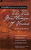 Two Gentlemen Of Verona Folger