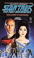 Gullivers Fugitives Star Trek The Next Generation