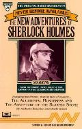 New Adventures Of Sherlock Holmes