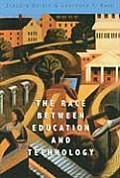 Race Between Education & Technology