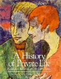 History Of Private Life Volume 5 Riddles Of Identity In Modern Times