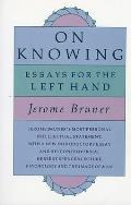 On Knowing Essays For The Left Hand