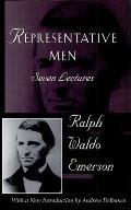 Representative Men: The Collected Works of Ralph Waldo Emerson, Vol IV