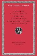Catullus Tibullus Pervigilium Veneris