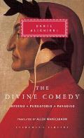 Divine Comedy Inferno Purgatorio Paradiso in One Volume