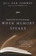 When Memory Speaks