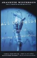 Art Objects Essays on Ecstasy & Effrontery