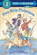 Five Silly Fisherman Step Into Reading