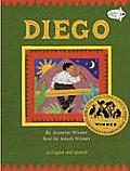 Diego Reading Rainbow Book Diego Rivera