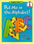 Put Me In The Alphabet A Beginner Fun