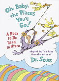 Oh Baby the Places Youll Go A Book to Be Read in Utero