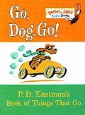 Go, Dog. Go! Board Book