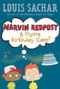 A Flying Birthday Cake