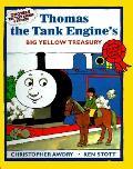 Thomas The Tank Engines Big Yellow Treasury