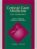 Critical Care Medicine The Essentials