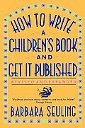 How To Write A Childrens Book & Get It Published