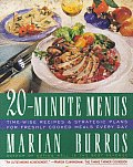 20 Minute Menus Time Wise Recipes & Stra