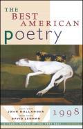 The Best American Poetry