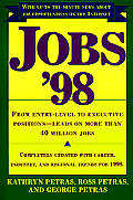 Jobs 98: From Entry Level to Executive Positions Leads on More Than 40 Million Jobs