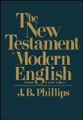 New Testament Phillips in Modern English Revised Student Edition