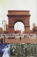 Republic Of Dreams Greenwich Village