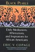 Black Pearls Daily Meditations Affirmations & Inspirations for African Americans