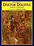 Story Of Doctor Dolittle Books Of Wonder