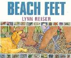 Beach Feet Every Day is a Beach Day