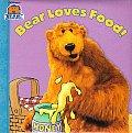 Bear Loves Food