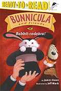 Rabbit-Cadabra!, 4: Ready-To-Read Level 3