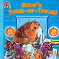 Bear's Trick-Or-Treat! (Jim Henson's Bear in the Big Blue House)