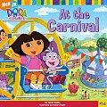 Dora The Explorer 14 At The Carnival