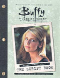 Script Book Season Three Volume 1 Buffy