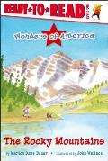 Rocky Mountains Wonders Of America