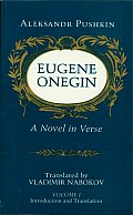 Eugene Onegin: A Novel in Verse: Text