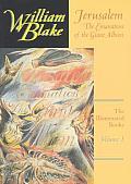 Blake    The Illuminated Books of William Blake, Volume 1