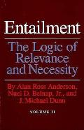 Entailment Logic Of Relevance Volume 2